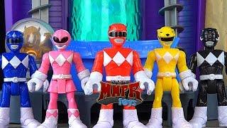 Download Imaginext Power Rangers Battle! (Fisher-Price) Video
