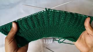 Download Single colour knitting design # 5 Video