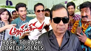 Download Alludu Seenu Back To Back Comedy Scenes    Bramanandam, Samantha, Venela Kishore, Video
