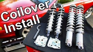 Download How to Install Coilovers in Your Car Video