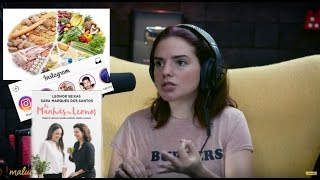 Download Maluco Beleza - ″Devia ser dada e devia ser grátis ″ - Leonor Seixas (pt4) Video