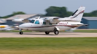 Download Runway 9-27 Mass Departures - Sunday Part 1 - EAA AirVenture Oshkosh 2014 Video