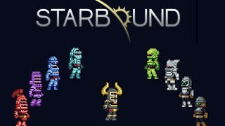 Download [Starbound Showcase] - Glitch Armor/Weapons Video