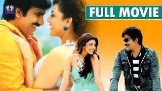 Download Ravi Teja Latest Super Hit Movie   Kajal Aggarwal   Richa   Telugu Full Screen Video