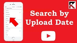 Download How To Search Videos By Upload Date YouTube iPhone Video