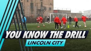 Download Crazy Football Assault Course | You Know The Drill - Lincoln City Video