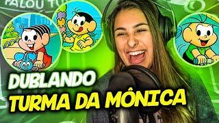 Download EU SEI IMITAR O CEBOLINHA! Video