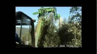 Download IL TORDO - applicazione su escavatori Video