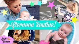 Download Afternoon Routine with 2 Children!   LIFESTYLE   AD Video