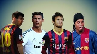 Download Craziest Skills Ever ● C.Ronaldo ● Neymar ● Messi ● Ronaldinho |HD Video