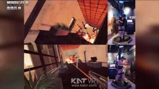 Download Game Mercenavy 3, two persons battle for Kat Space VR Kat Walk Video