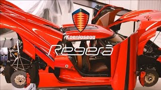 Download Koenigsegg Regera presentation Video
