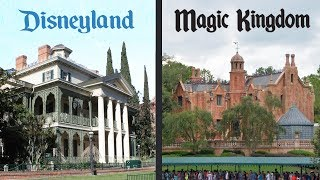 Download The Differences Between: Disney's Haunted Mansion Video