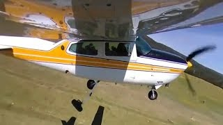 Download 360 camera Cessna 210 take off! Video