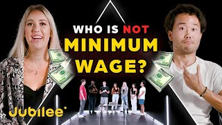 Download 6 Minimum Wage Workers vs 1 Secret Millionaire Video