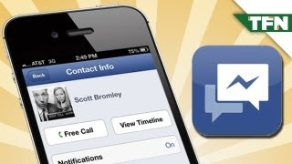 Download Free Calling with Facebook Messenger App Video