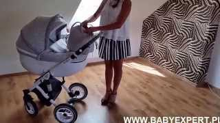 Download Wózek dziecięcy - Baby Merc Faster Style Video
