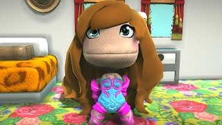 Download LittleBigPlanet 3 - The Rise of Titan Girl - LBP3 Animation Video