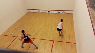Download 20161130 Squash world championship in France Video