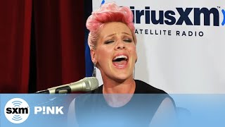 Download P!NK ″Who Knew″ Acoustic // SiriusXM // The Pulse Video
