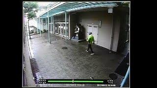 Download 防犯カメラに男の映像 拳銃を持って逃走か 神戸射殺事件 Video