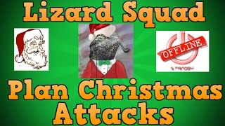 Download Xbox Live Servers Down December 2014 | Lizard Squad Planning December / Christmas DDOS Attacks! Video