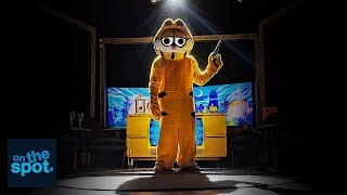 Download Garfield Goes Dark - On The Spot   Rooster Teeth Video