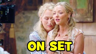 Download Go Behind The Scenes on MAMMA MIA! 2 Here We Go Again Video