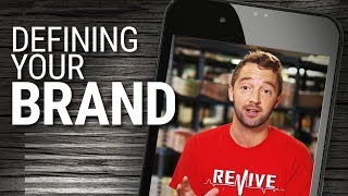 Download Defining a Brand for Your Business ft. AndrewSchrock | Business Skills for Creators Video