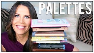 Download MAKEUP PALETTE COLLECTION | Makeup Graveyard Video