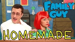 Download Family Guy Live Action Intro - Homemade Shot-for-Shot Video