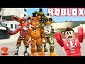 Download ESCAPE THE ANIMATRONIC KILLERS! (Roblox RedHatter) Video