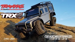 Download TRAXXAS TRX4 UNBOXING & TEST CRAWL Video