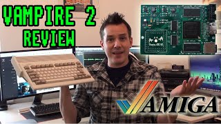 Download Vampire 2 Review - The Fastest Amiga Ever?! Video
