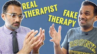 Download Real Therapist Fake Therapy #2: Anxiety Psychoeducation Video