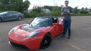 Download Here's Why the Original Tesla Roadster was a Total Failure Video