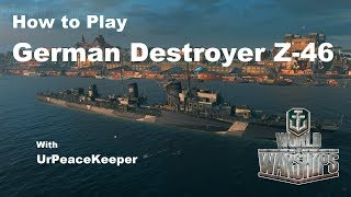 Download How To Play German Destroyer Z-46 In World of Warships Video