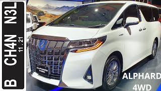Download In Depth Tour Toyota Alphard Hybrid [AH30] Facelift - Indonesia Video
