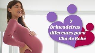 Download 7 Brincadeiras diferentes para chá de bebê Video