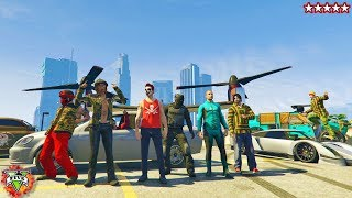 Download HIKEPLAYS: Grand Theft Auto 5 ″FRIENDLY″ SATURDAY 😉 Video