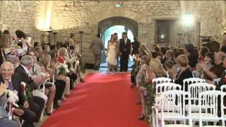 Download ″mariage″ ″surprise″ Valy et Seb - Entrée à l'église ″cérémonie″ ″originale″ Video