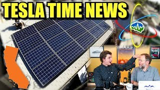 Download Tesla Time News - California Goes Solar, Big Time!! Video