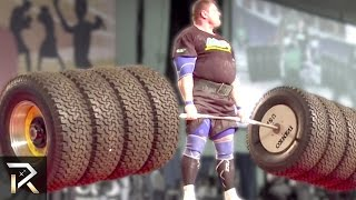 Download 10 Incredible People with Superhuman Strength Video