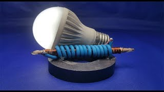 Download free energy generator Pencil with magnets || Projects experiment 2018 Video