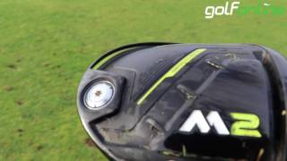 Download Mark Crossfields Review & Buying guide to the TAYLORMADE M2 DRIVER Video