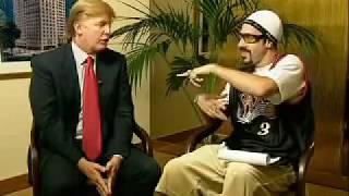 Download Ali G and Donald Trump Video