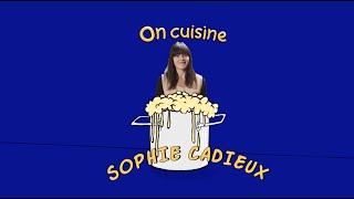 Download On cuisine Sophie Cadieux | Recettes d'ici x Duceppe Video