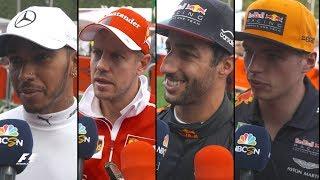 Download 2017 Belgian Grand Prix | Driver Reaction Video