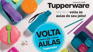 Download VITRINE 01/2019 COMPLETA EM HD TUPPERWARE Video