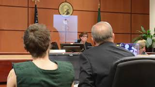 Download Jared Standley arraigned for killing his parents near Buckley Video